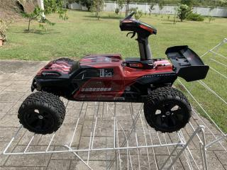 Arecibo Puerto Rico Billares, Redcat Shredder XT 1/6 Electric Brushless R/c