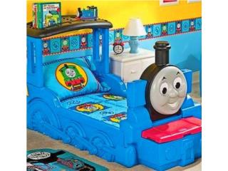 Ponce Puerto Rico Selladores Techo, Thomas Train Cama Toddler