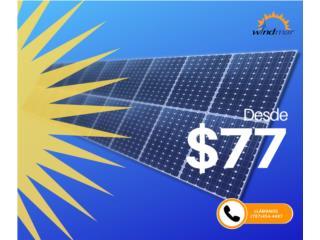 Santa Isabel Puerto Rico Selladores Techo, ¡¡PLACAS SOLARES DESDE $77.00 AL MES!!