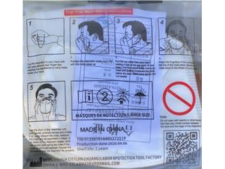 Clasificados COVID-19 Mascarillas Puerto Rico