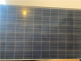 San Juan Puerto Rico Filtros de Agua, Placas Solares de 250w Nuevas, nunca usadas
