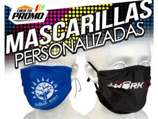 Bayamón Puerto Rico Copiadoras, Mascarillas Personalizadas 100 x $399