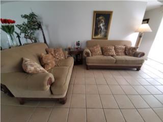 Dorado Puerto Rico Muebles Mesas Comedor, Juego de sala y de comedor
