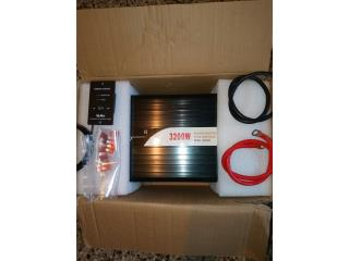 Carolina Puerto Rico Muebles de Patio, Inverter 3200w 48v 120vac probado