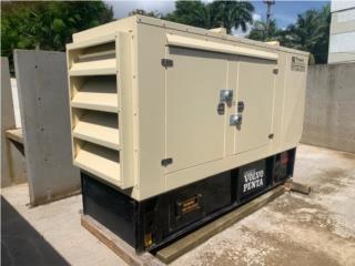 San Juan Puerto Rico Plantas Electricas, Generador 100 KW Model RAAD 100