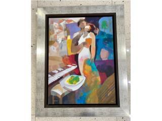 "Trujillo Alto Puerto Rico Muebles Bebes - Niños, ""Autumn Eve"" painting by Hessam Abrishami"