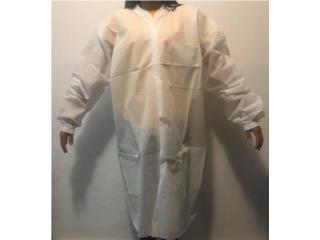 Bayamón Puerto Rico COVID-19 Face Shields, Lab Coats