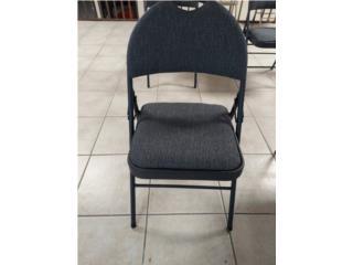 Toa Baja Puerto Rico Puertas Garage, sillas nuevas color charcol gray