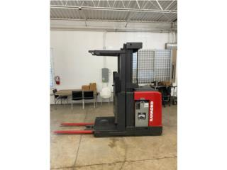 San Juan Puerto Rico Vagones, Forklift/Finger Raymond 2013 Bateria 3,000 lb