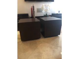 Añasco Puerto Rico Plantas Electricas, Mesa End Table $200 cada una