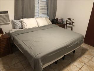 Caguas Puerto Rico Muebles Escritorios, 2 camas de posicion twin marca Serta