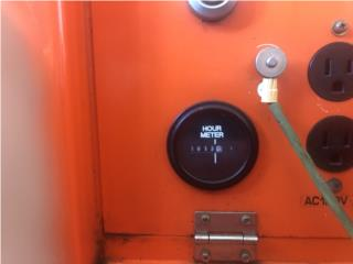 Moca Puerto Rico Calentadores de Agua, GENERADOR KUBOTA 6500K DIESEL