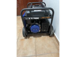 San Juan - Hato Rey Puerto Rico Enseres Otros, Planta eléctrica de Gasolina 12,500 KW