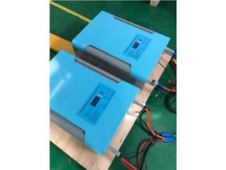 San Juan - Río Piedras Puerto Rico Limpieza Equipo, New 5kwh Litio Power Wall Pack LiFePO4 Solar