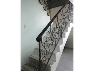 San Juan - Río Piedras Puerto Rico Herramientas, Barandal en Rejas Ornamentales para escalera