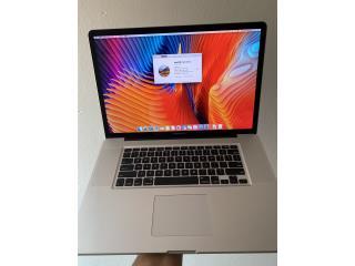Carolina - Isla Verde Puerto Rico Computadoras, MacBook Pro 17 i7 photoshop,Logic,Fl,finalcut