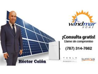 San Juan - Río Piedras Puerto Rico Herramientas, Placas Solares by WindMar. ¡Tu Mejor Opción!