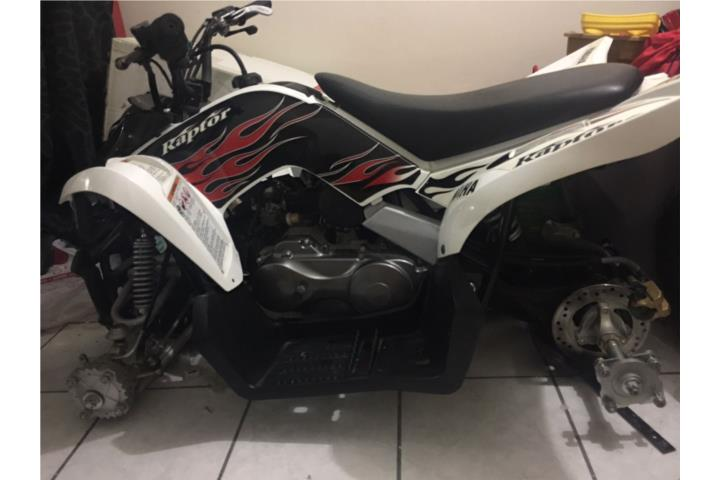 Yamaha raptor 90 2011 para ni os 1500 2011 yamahapuerto for 2011 yamaha raptor 90 for sale