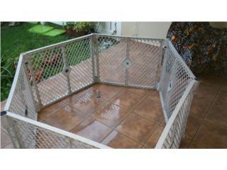 Ganga Corral Plastico para mascotas  Puerto Rico