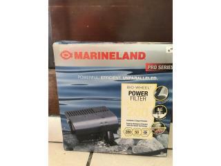 Filtro Marineland Puerto Rico
