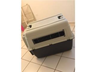 Kennel X large aprobado por aereo Puerto Rico