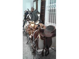sillas de caballo Puerto Rico
