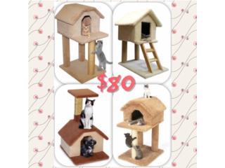 Casas para gatos Puerto Rico