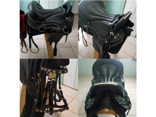 Silla para caballo NUEVA acojinada  Puerto Rico