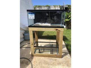 pecera 40gl breeder para agua salada Puerto Rico