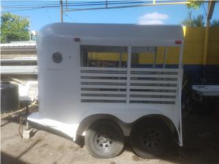 Carreton 2 caballos Puerto Rico