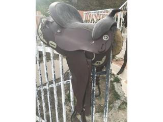 Se vende silla vaquera  Puerto Rico