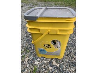 Regalo cubo de arena para gatos nuevo Puerto Rico