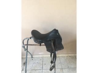 Silla de caballo Puerto Rico