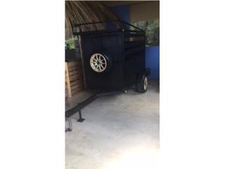 Carreton de 1 Caballo  Puerto Rico