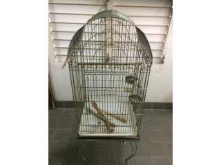 Jaula para Cotorra (Bird Cage) Puerto Rico