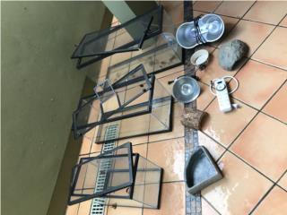 Peceras y accesorios Puerto Rico