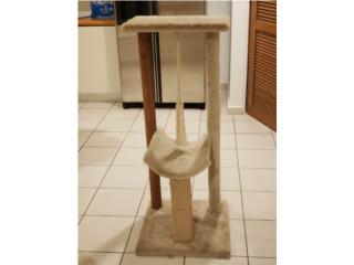 Rascador de gato usado Puerto Rico