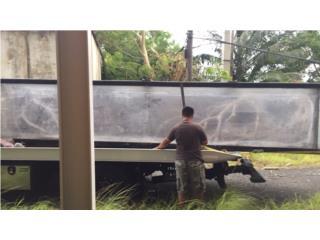 Pecera en acrílico de 20 pies Puerto Rico