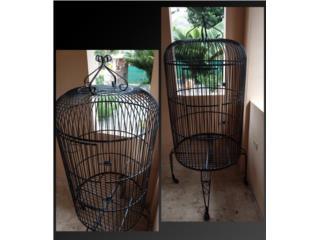 Para la venta hermosa jaula decorativa Puerto Rico