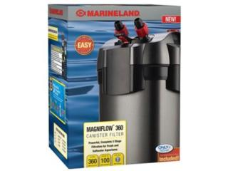 Filtro canister marineland 360  Puerto Rico