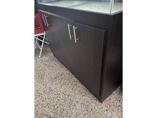 Mueble en pvc para pecera de 75g Puerto Rico