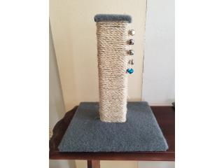 Scratching Post and Teaser Bells Puerto Rico