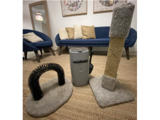Cat litter genie, self grooming arch & tower Puerto Rico