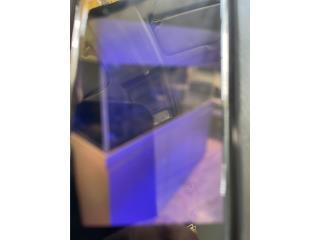 Pecera 125g barrenada solo el cristal Puerto Rico