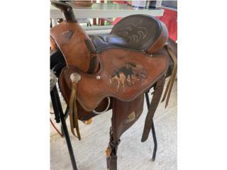 Silla de caballo VAQUERA Puerto Rico