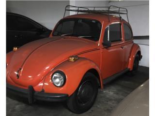 Volkswagen, Beetle 1972, Vanagon Puerto Rico