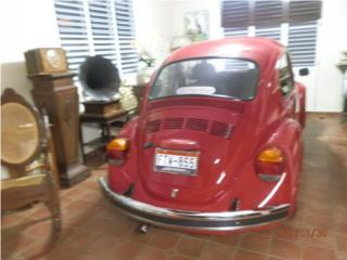 Volkswagen, Beetle 1973  Puerto Rico
