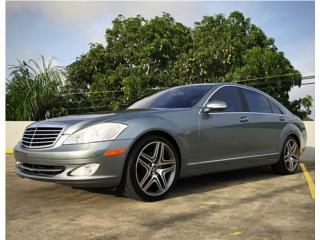 Mercedes Benz, Clase S 2008, Trailers - Otros Puerto Rico