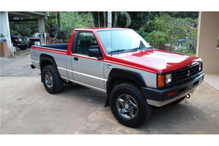 Mitsubishi Mighty Max Pick Up Del 1992 Clasificados Online Puerto Rico