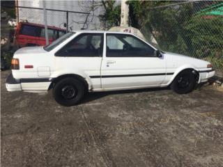 Toyota, Toyota, 86 1985, Supra Puerto Rico